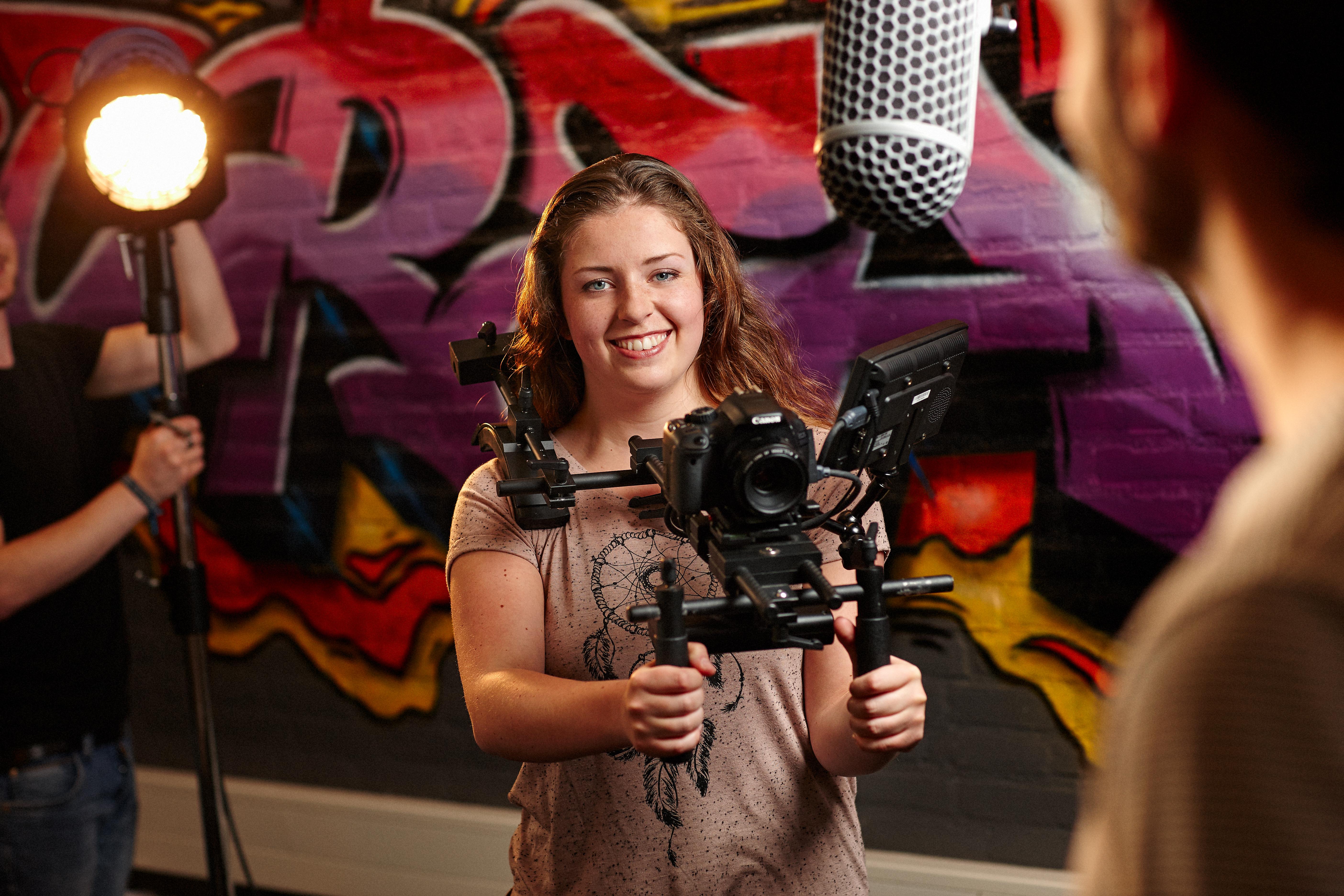 Scalda foto opleiding Mediavormgever